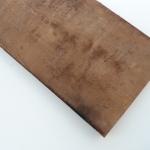 Hardhout fijnbezaagde planken 2,0 x 20,0